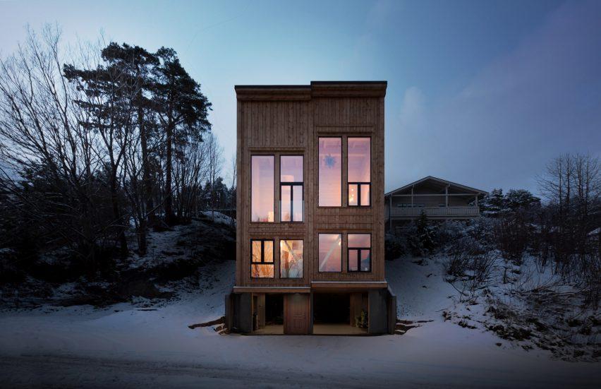House in Molde