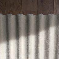 3D Stripe rug by Annike Laigo for NID