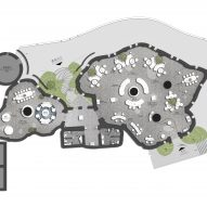 Floor plan for 50% Cloud Artists Lounge by CCD
