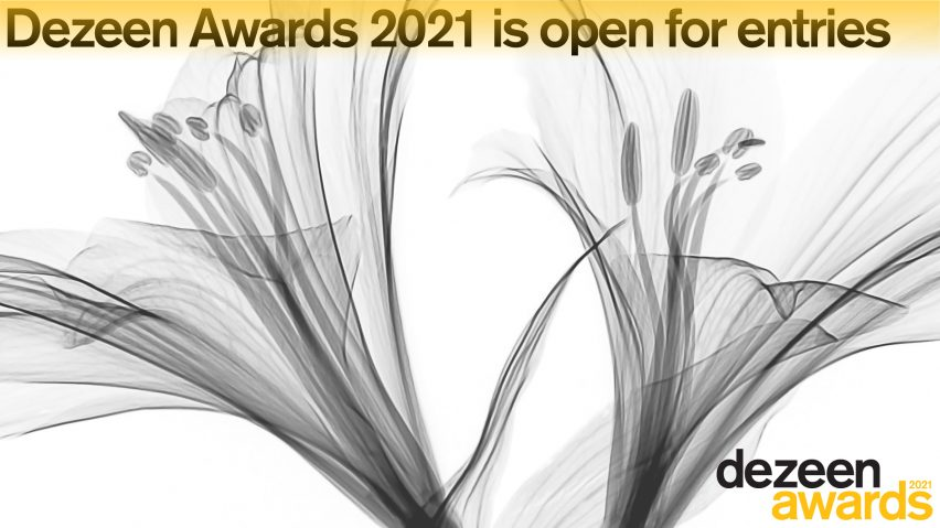 Dezeen Awards 2021 is now open for entries