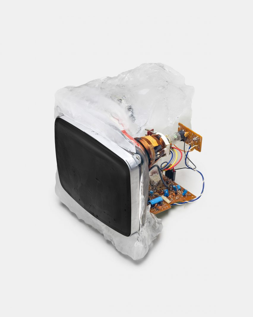Ice computer from For the Rest of Us