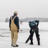 Investigating ice with local people