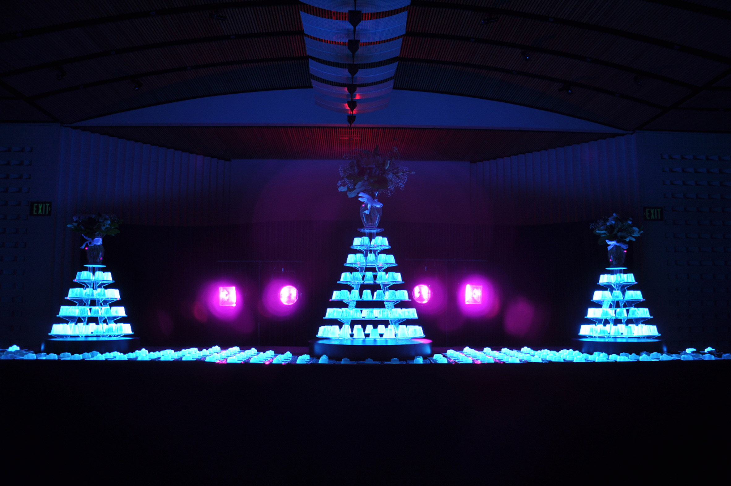 Bompas & Parr jelly installation