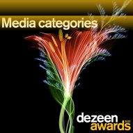 Dezeen Awards 2021 features new categories for photography, video, visualisations and websites