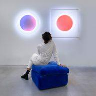 Moodmoon wall light by Sebastian Hepting for Ingo Maurer