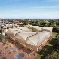 Diller Scofidio + Renfro and Woods Bagot design Aboriginal Art and Cultures Centre for Adelaide