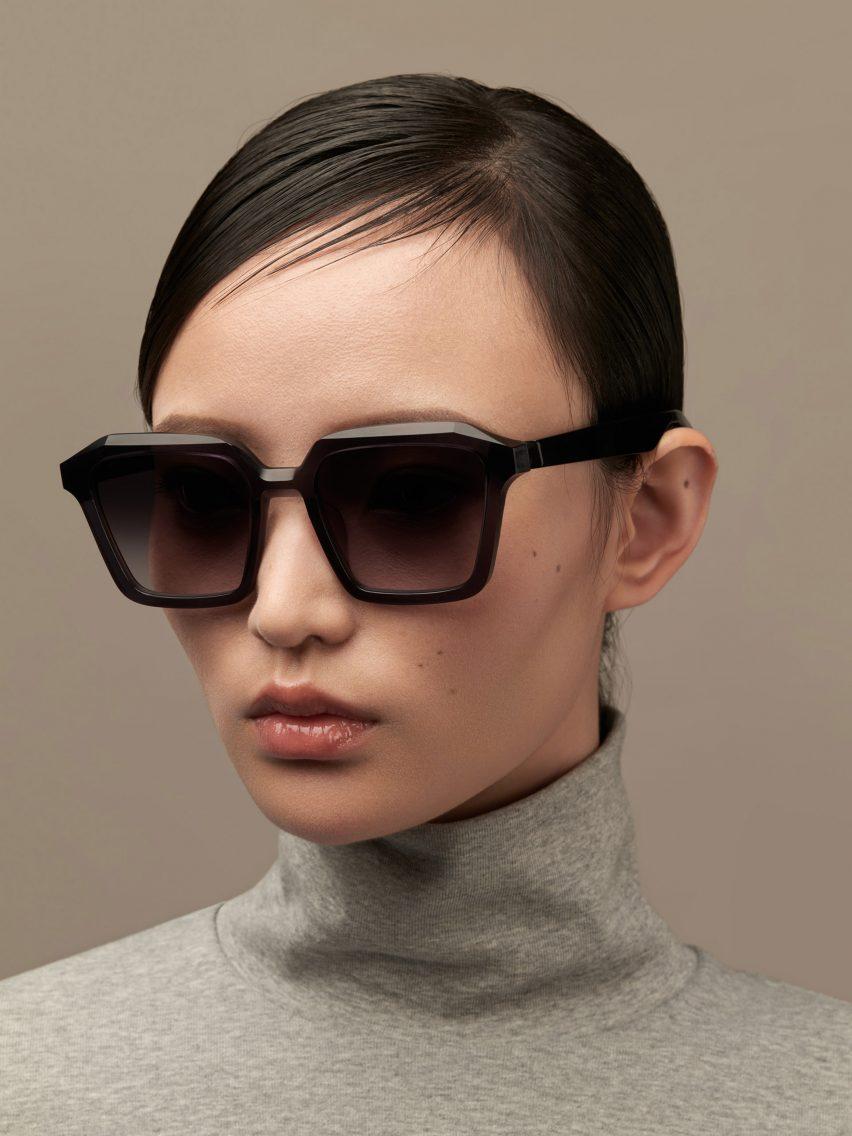 Aether audio eyewear