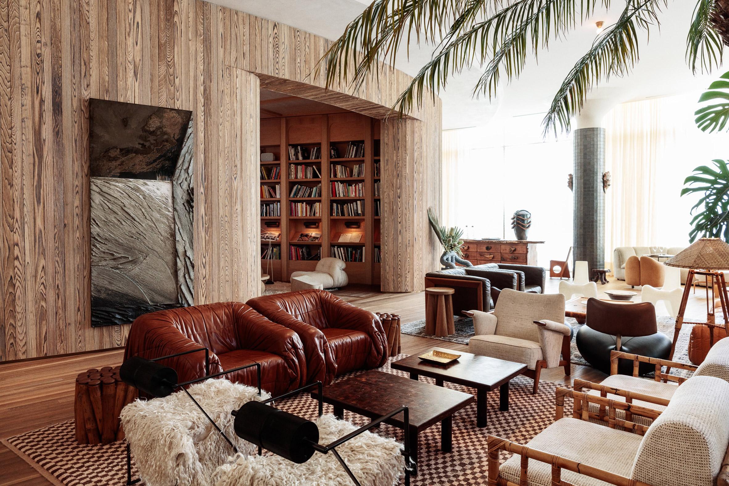 Santa Monica Proper Hotel by Kelly Wearstler