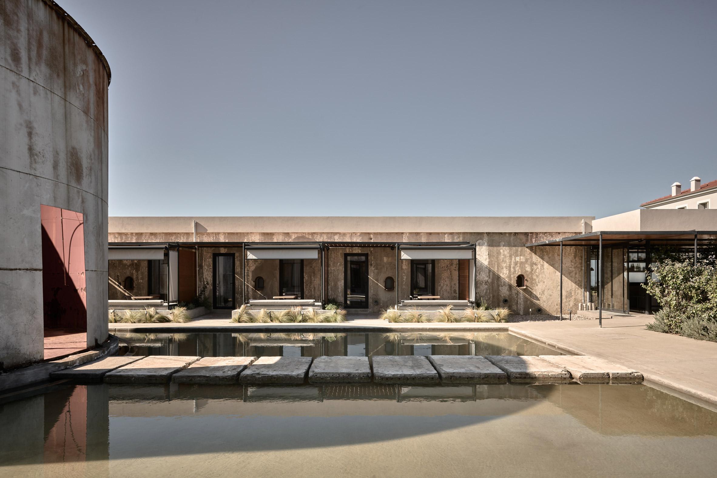 Dexamenes Seaside Hotel by K-studio, winner of the AHEAD Global Ultimate Accolade