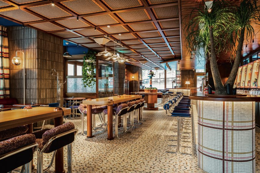 The Standard Hotel in London, social spaces winner at the AHEAD Global Awards