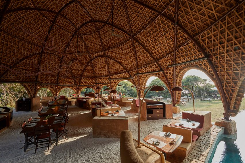 The Wild Coast Tented Lodge in Sri Lanka