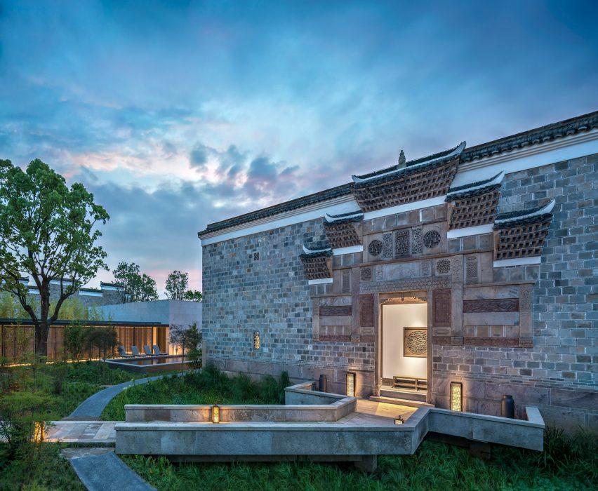 Amanyangyun by Kerry Hill Architects