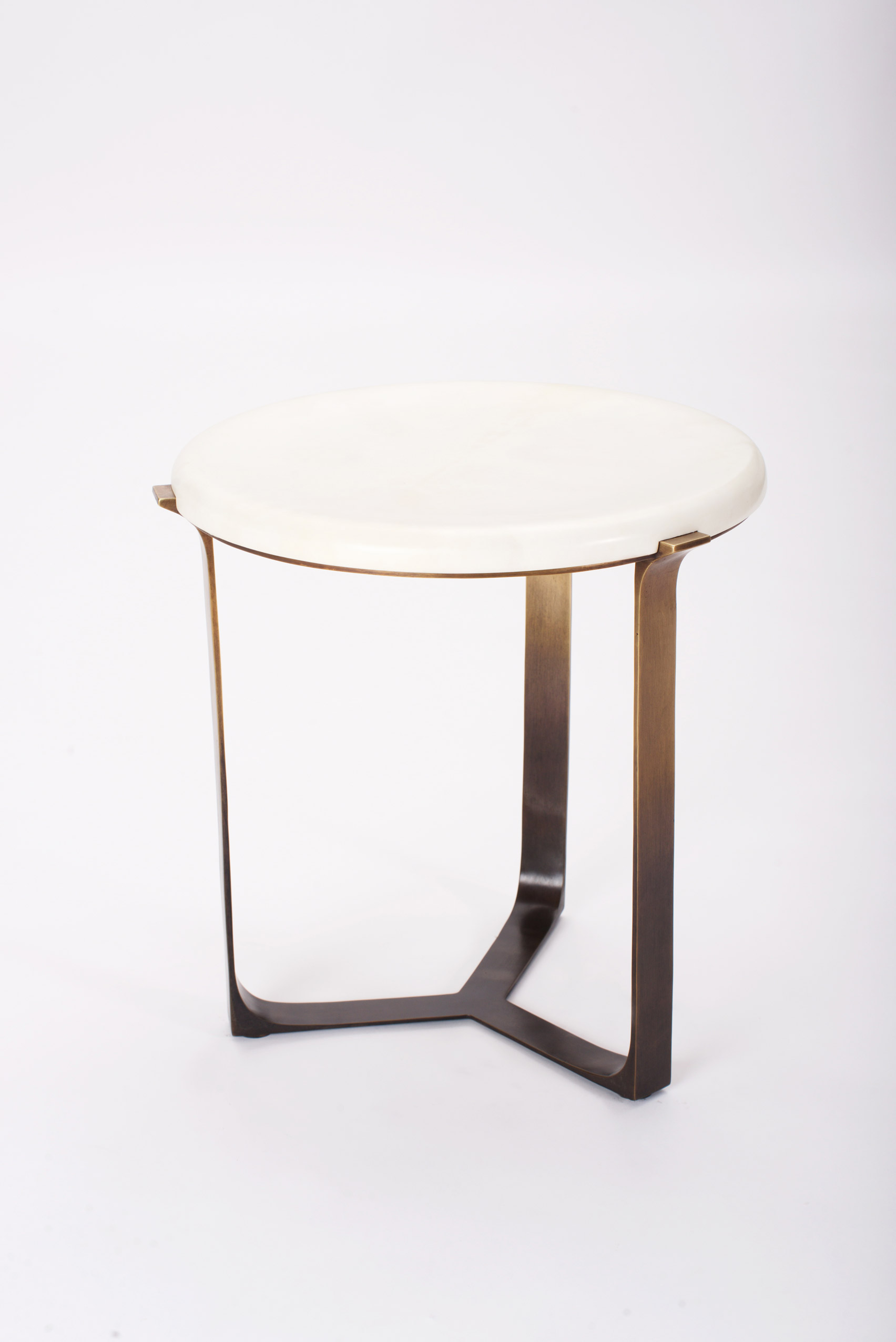 Round Arch side table by Elan Atelier