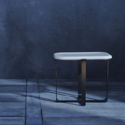 Arch side table by Elan Atelier