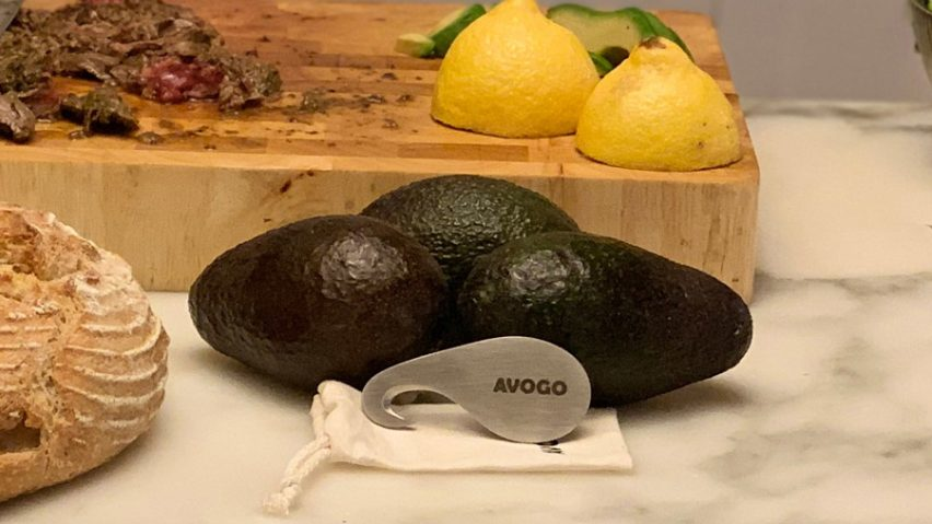 Avogo avocado cutting tool