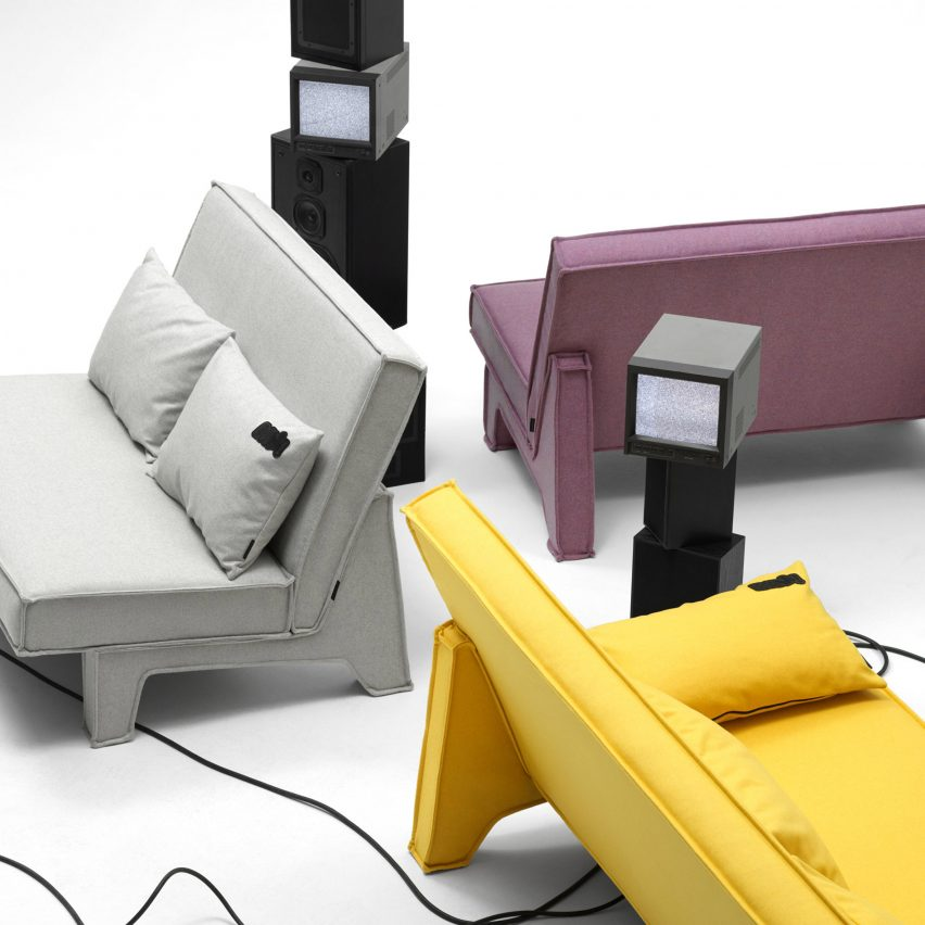 BAM! sofa by Massproductions