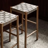Betty bar and counter stool by Thau & Kallio for &tradition
