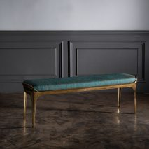 Bruda bench by Elan Atelier