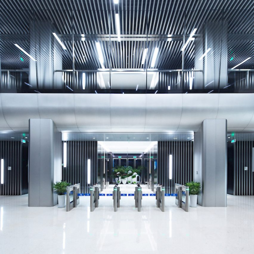 DU Studio revamps Zhengzhou Yutong Bus headquarters