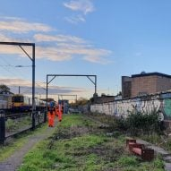 New York High Line designer to create raised park on disused railway in Camden