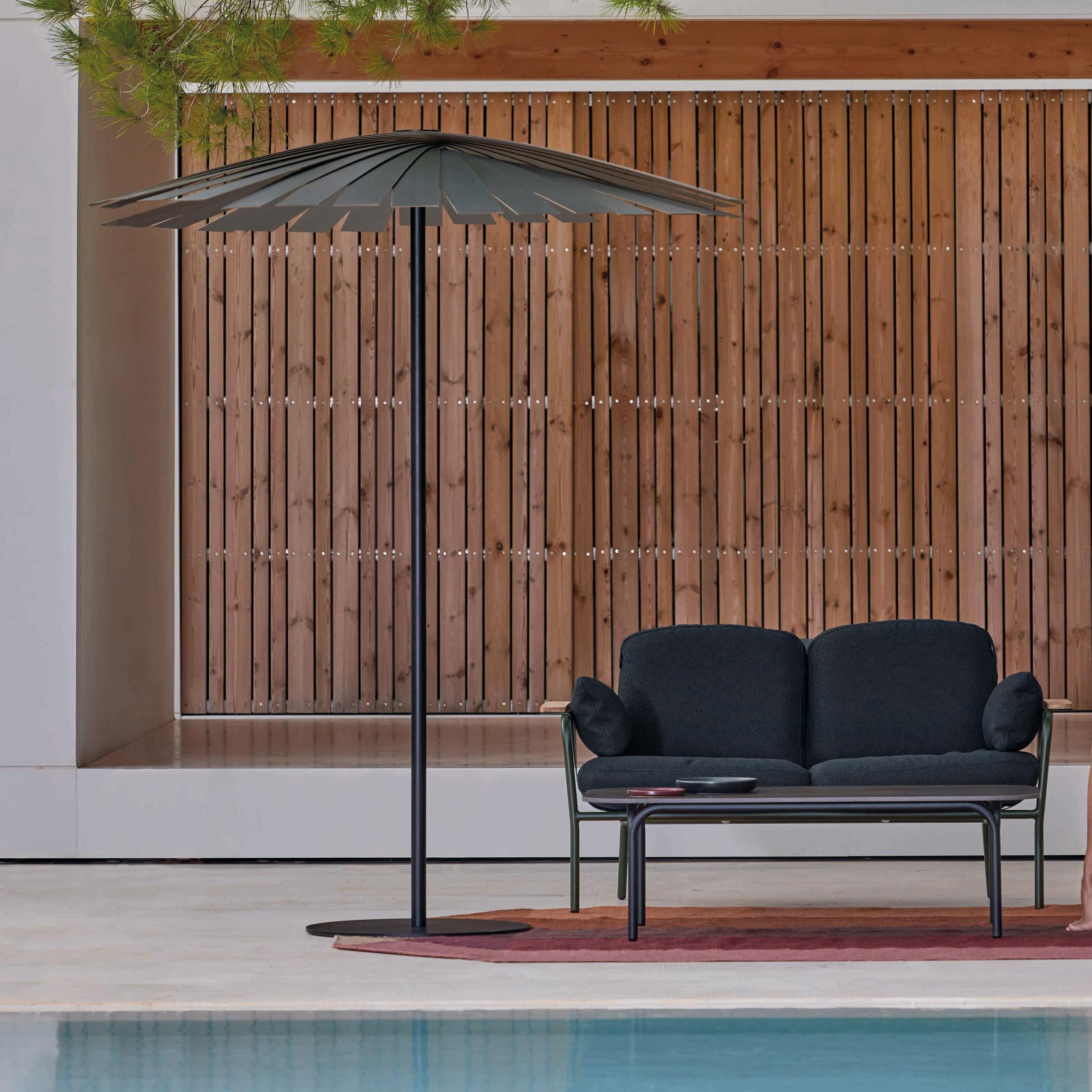 Capa outdoor furniture by Søren Rose for Gandia Blasco