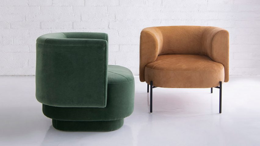 Capper lounge chair by Phase Design for Twentieth Media