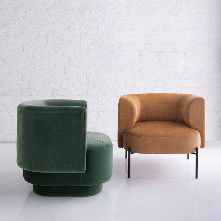 Capper lounge chair by Phase Design for Twentieth