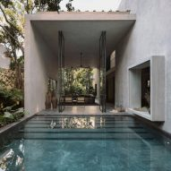 Casa Aviv by CO-LAB embraces its jungle setting in Tulum