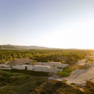 Casa Cova's surrounding landscape