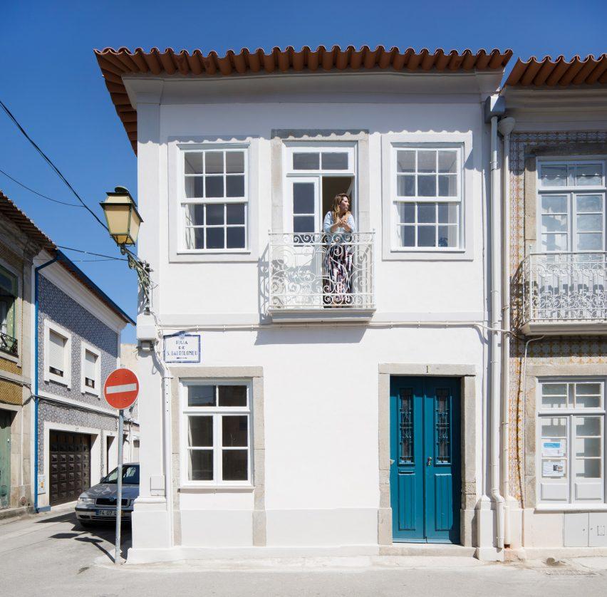 Exterior of the Casa da Beiramar