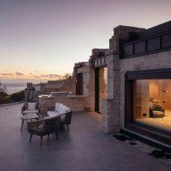 Morrow + Lorraine completes Clifftops luxury lodges on England's Jurassic Coast