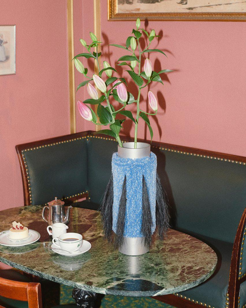 Florence I vase by Tableau and Röd Studio