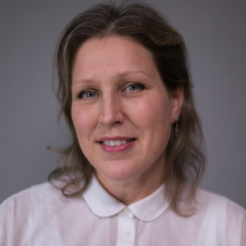 Bath School of Design head Kerry Curtis