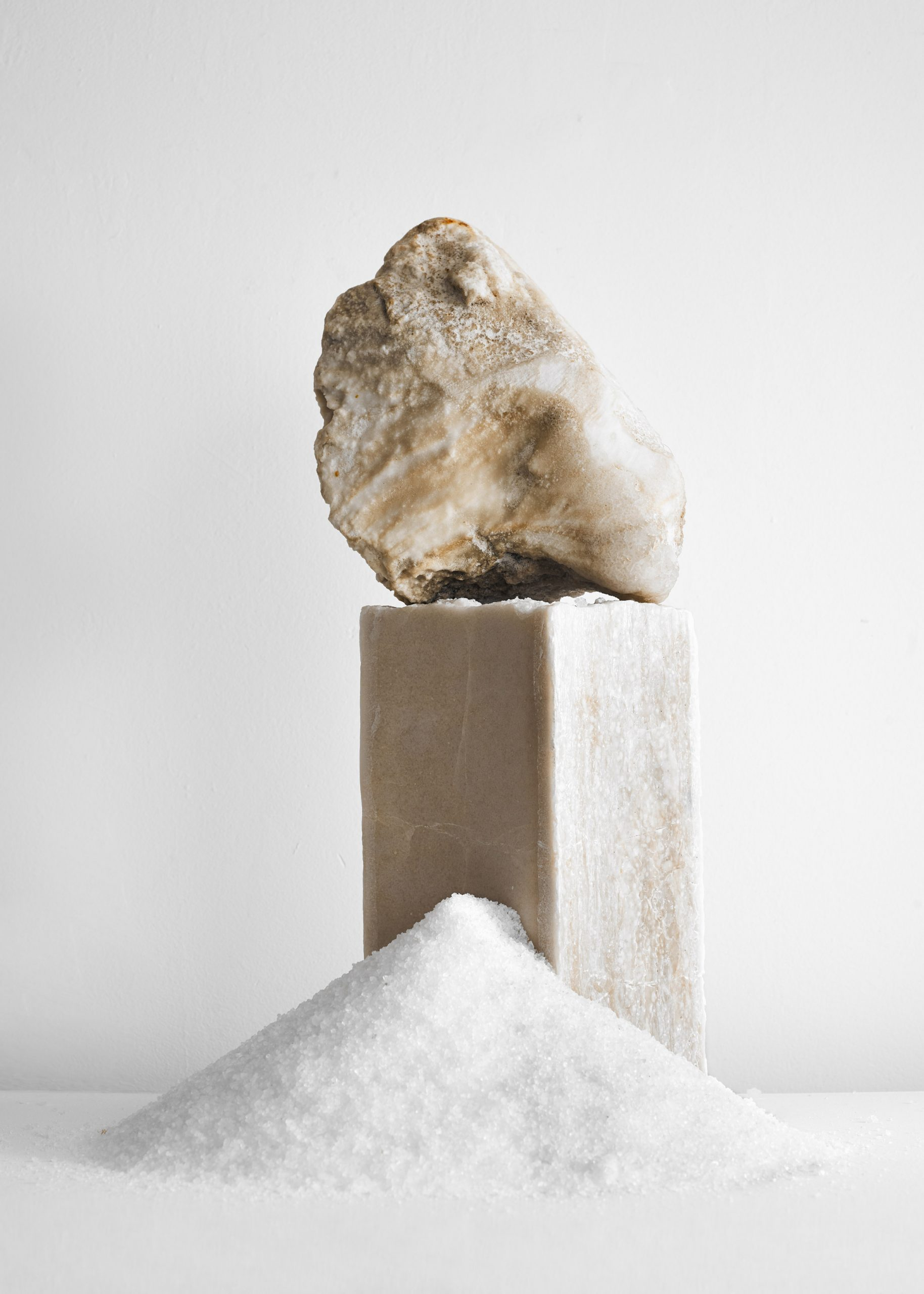 Salt used to create building blocks
