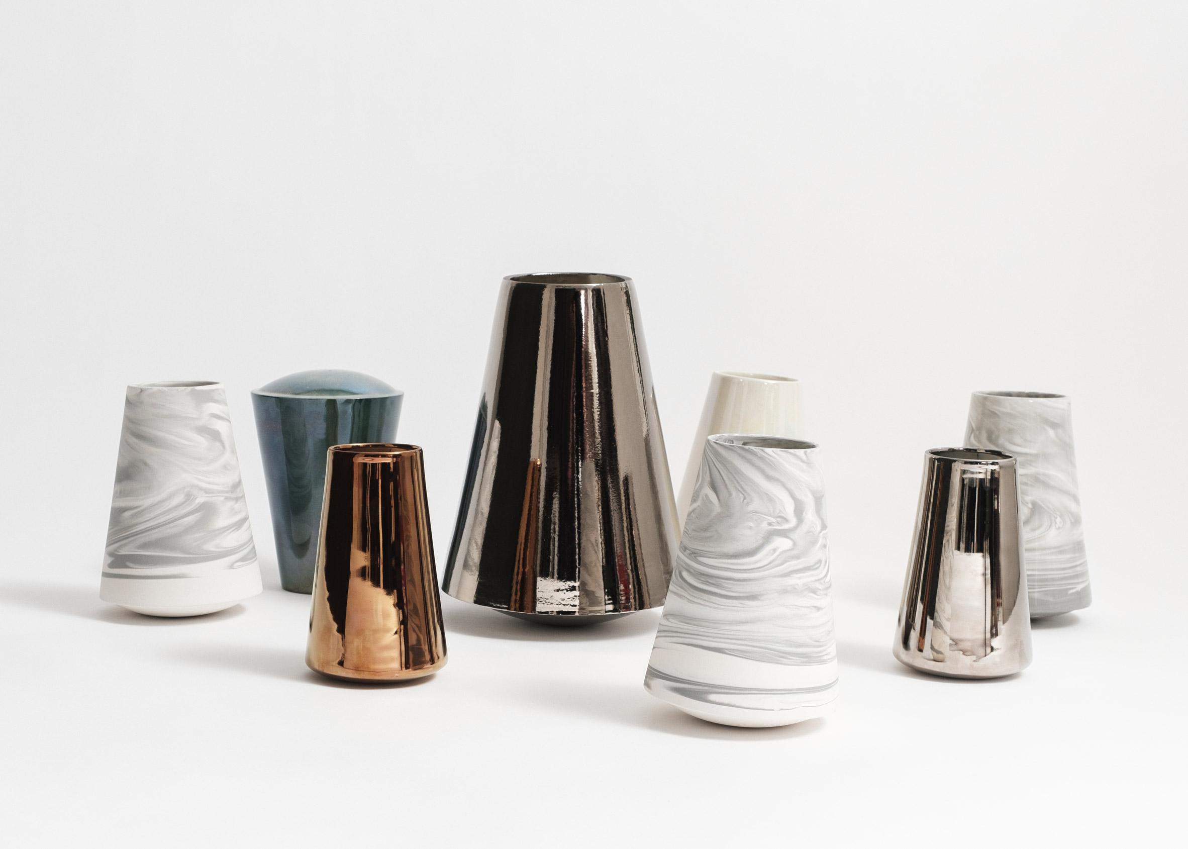 Dancing Vase by Raili Keiv for NID
