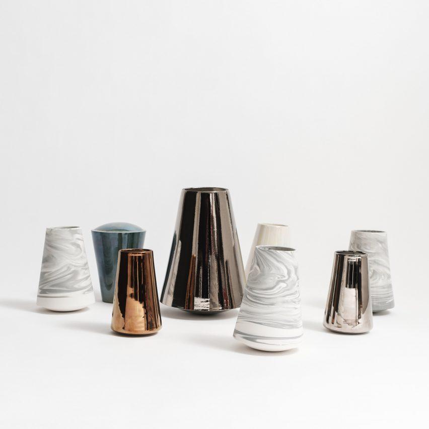 Dancing Vase by Raili Keiv