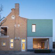 Monumen(t)huis by Declerck Daels Architecten