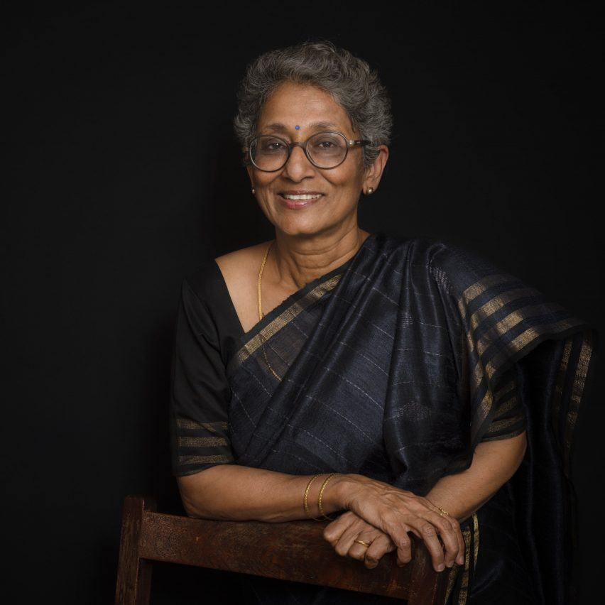 Dezeen Awards 2021 judge Chitra Vishwanath