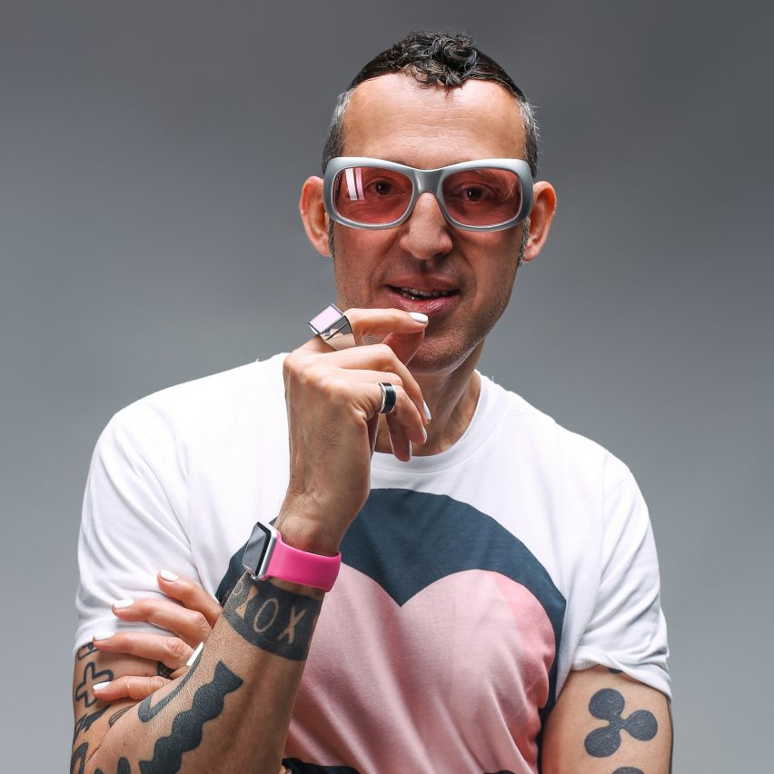 Dezeen Awards 2021 judge Karim Rashid