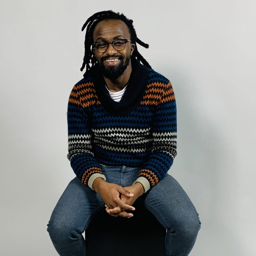 Dezeen Awards 2021 judge Mlondolozi Hempe