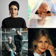 Anouska Hempel to judge Dezeen Awards alongside Olafur Eliasson and Sebastian Behmann