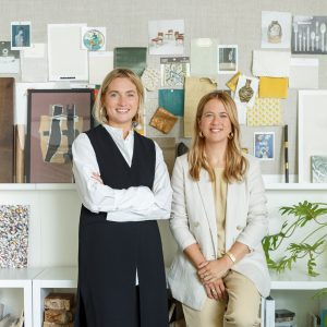 Dezeen Awards 2021 judges Sophie Ashby and Fiona Blanchot