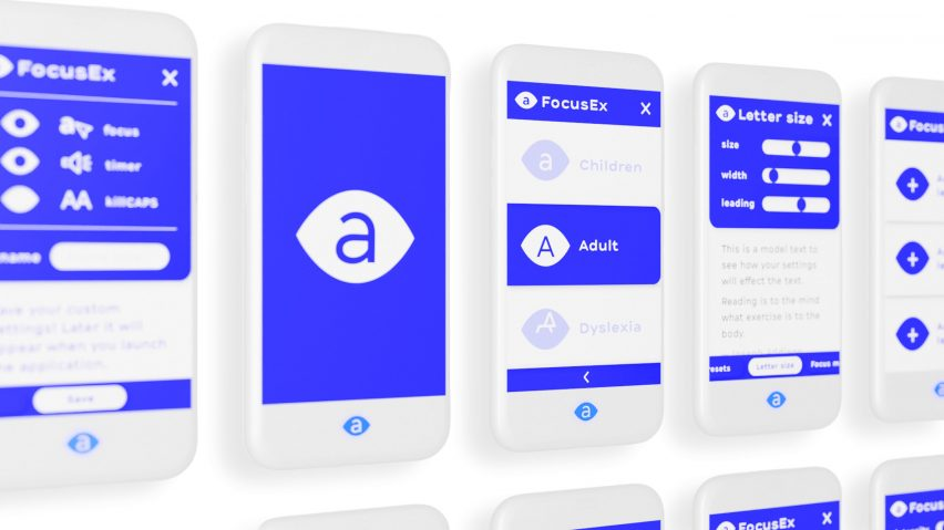 Focus Ex extension by Vatany Szabolcs on a mobile