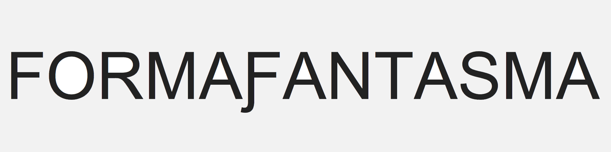Formafantasma's new logo design