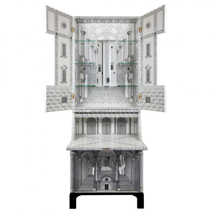 Architettura trumeau by Fornasetti