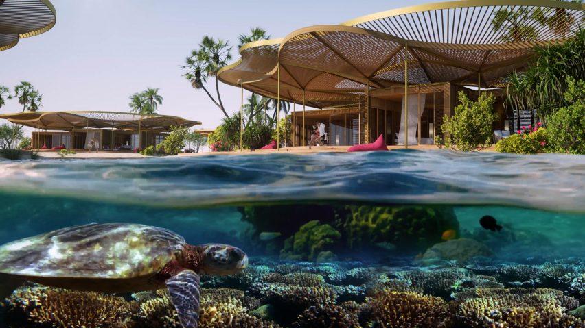 VHoliday villa in Saudi Arabia