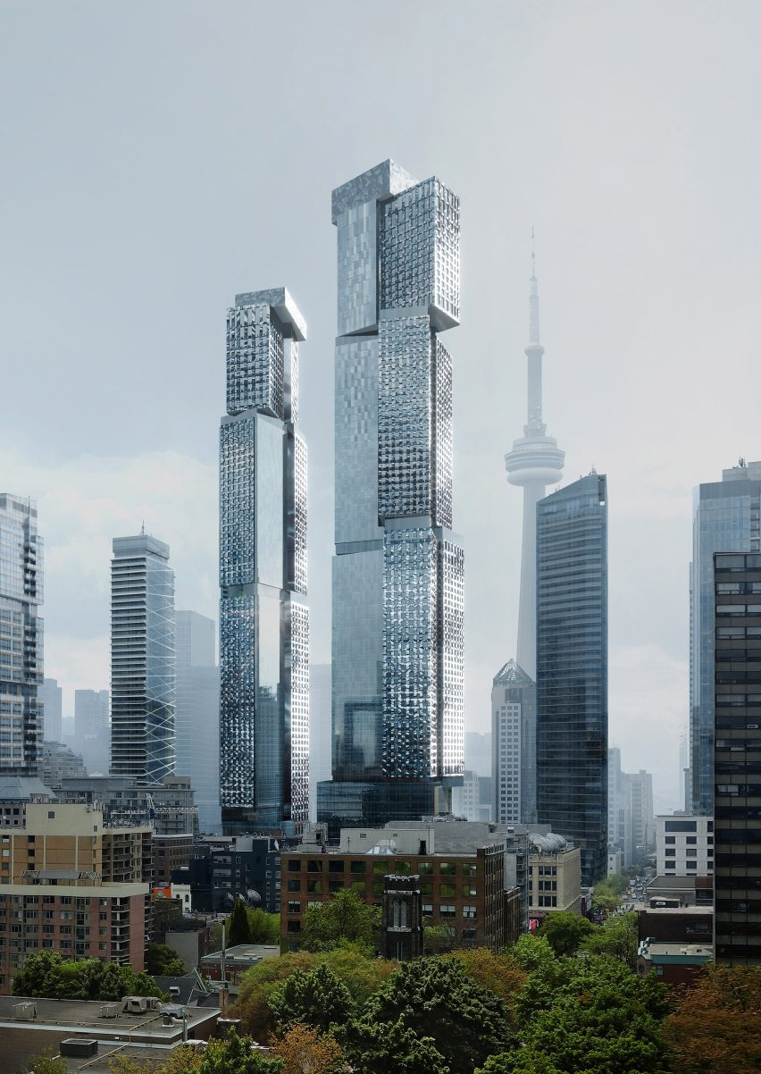 New visuals of the Gehry Project in Toronto