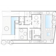 Plans for Casa ZTG by 1540 Arquitectura