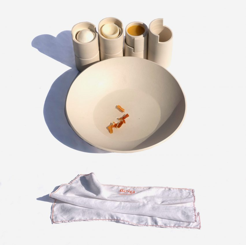 Lleig skincare range by Julia Roca Vera