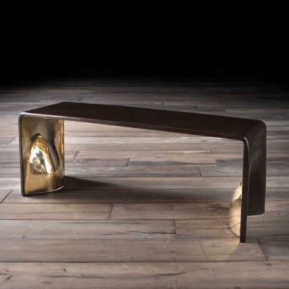 Khetan bench by Elan Atelier